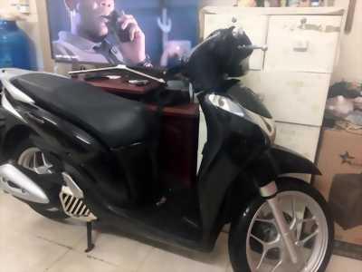 Bán xe SH Mode 125i FI màu đen phong cách, biển số thành phố với giá rẻ