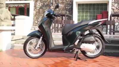 Honda Sh 125i Việt màu đen, xe đẹp không 1 lỗi nhỏ