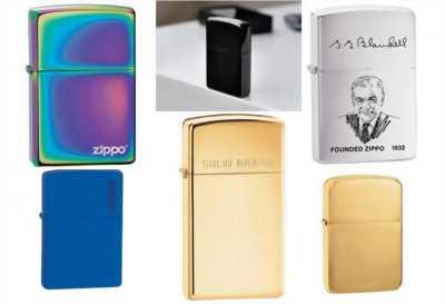 Shop Chuyên Cung Cấp Zippo Bật Lửa Cao Cấp