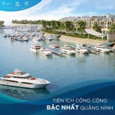 Shophouse bến cảng Tuần Châu Hạ Long, Quảng Ninh