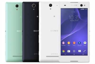 Sony Xperia C3 Dual 5.5inh Trắng