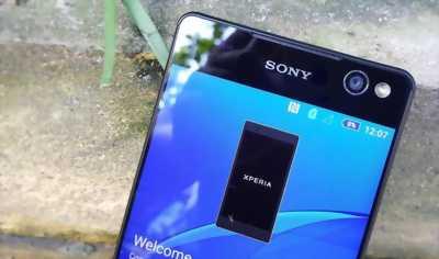 Sony Xperia C5 Ultra 16gb đen mực