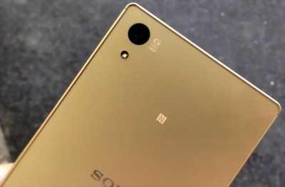 Sony xperia Z5 vàng nhám đẹp lung linh vân tay nhạy