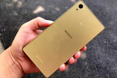 Sony Z5 màu gold mới 100% cực hiếm