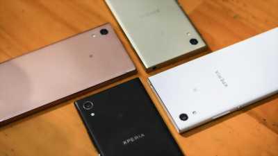 Sony XA1 Ultra vàng 2 sim giao luu