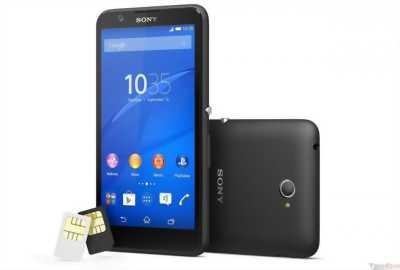 Sony E4 đen