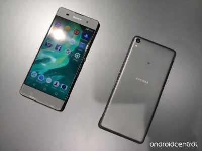 Sony Xperia XA/XA Ultra Bạc