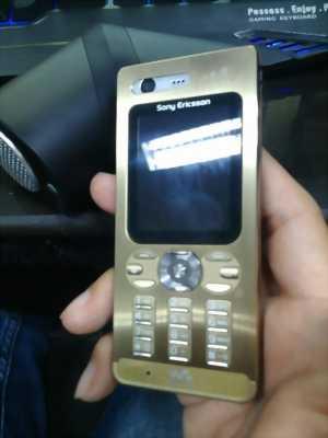 Bán Sony Ericsson vàng 9999