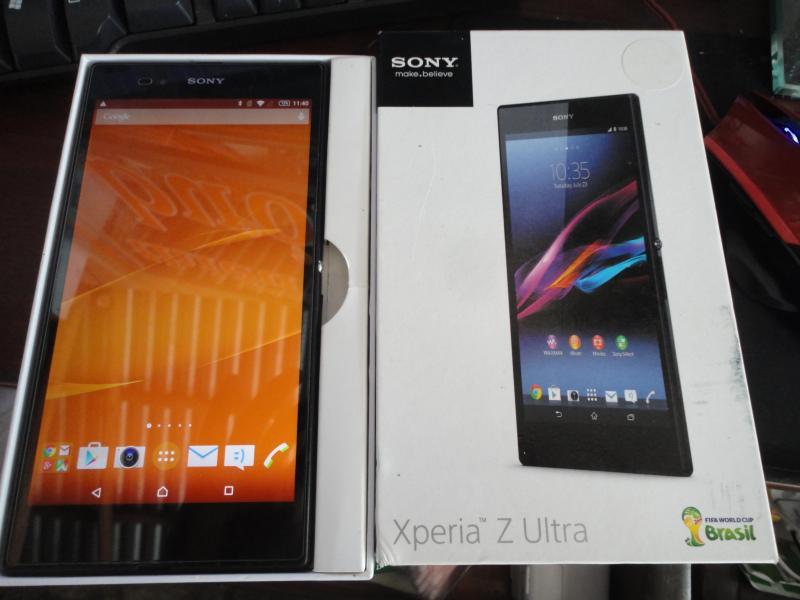 Sony Z ultra 98% ( 16gb)