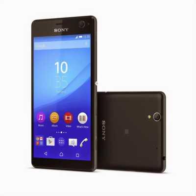Sony Xperia C4/C4 Dual Đen