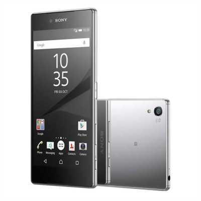Sony Xperia Z5 Trắng quốc tế áp xuất mạnh 99%