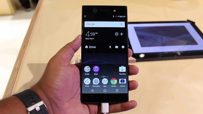 Sony XA1 Ultra en 64 GB