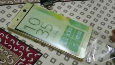 Sony Xperia XA/XA Ultra vàng