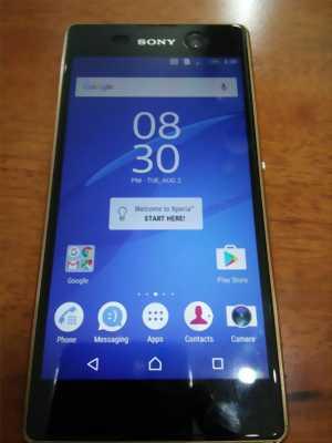 Sony M5 dual tắt nguồn, còn main và khung huyện xuân lộc