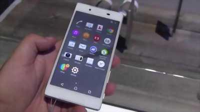 Sony Xperia Z5 32 GB bạc huyện xuân lộc