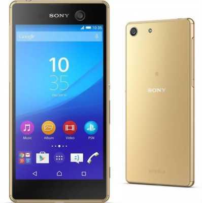Sony Xperia M5 Màu Đồng Ngoại Hình 98%