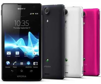 Sony XA gl máy thấp