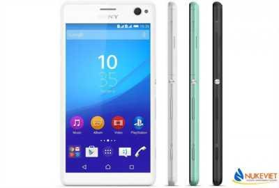 Sony E5333 C4 hai sim màu trắng còn đẹp