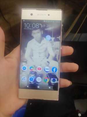 Chia lại Sony Xa1 .chảy mực góc màn hình