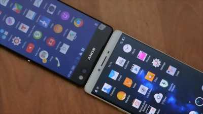 Sony C5 Ultra Xanh ngọc 99%