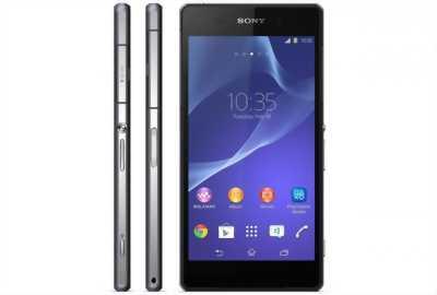 Sony Xperia Z2 Chống nước, cấu hình khủng,pin trâu