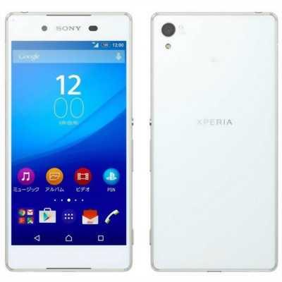 Điện thoại Sony Xperia Z3 16 GB trắng chính hãng ở Hà Nội