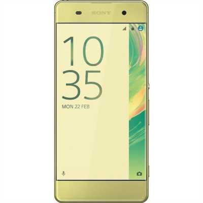 SONY M5 Gold Single Sim Fullbox 99,99% ở Hà Nội