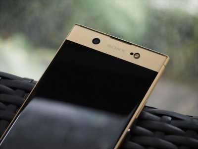 Sony Xperia XA1 Plus 32 GB vàng TGDĐ bh 2/2019 ở Hà Nội