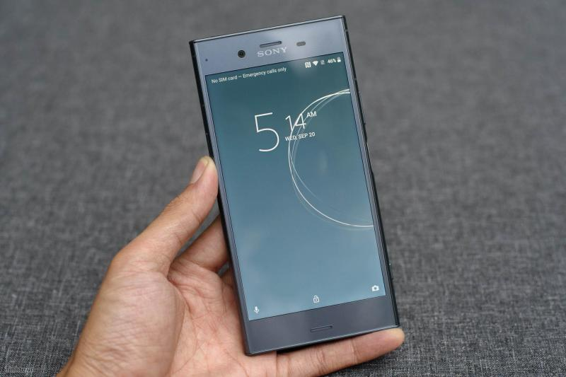 Bán Sony XZ1 xanh, hàng Cty, hết BH, đẹp 98%