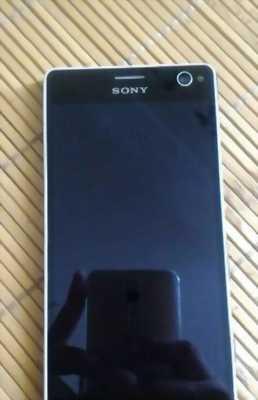 Sony C4 đen 99% nguyên zin pin
