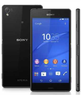 Sony Xperia Z3 32 GB đen