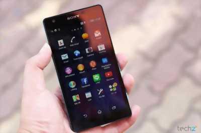 Điện thoại Sony xa công ty 2 sim đẹp 97% ở Hải Phòng