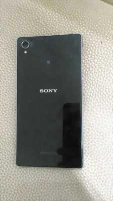 Sony Z1 nứt kính ra đi nhanh