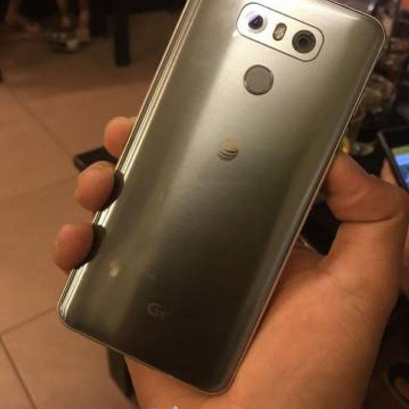 LG Dòng khác 32 GB G6