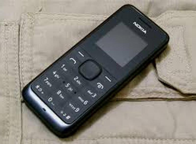 Nokia phổ thông 105 Đen