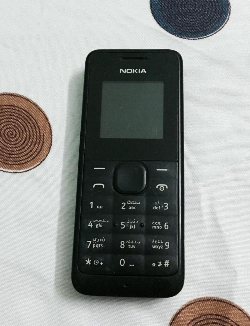 Nokia phổ thông 105 đen 2015