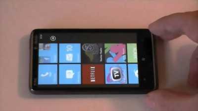 HTC HD7 máy còn đẹp