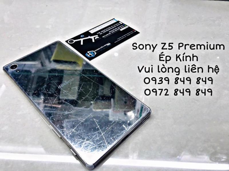 Sony Z5 Premium Ép Kính Uy Tín Chất Lượng Số 1 BR-VT