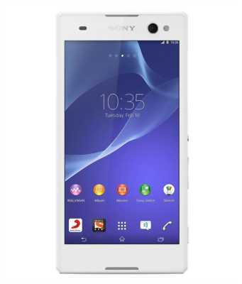 Sony Xperia C3 Dual Trắng