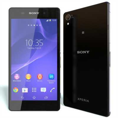 Sony Xperia Z2 16 GB đen