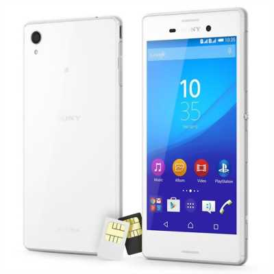 Sony Xperia M4 Trắng