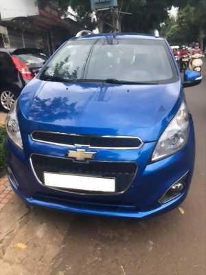 Bán xe Spark LT đời 2016 tại Gò Vấp, màu xanh dương