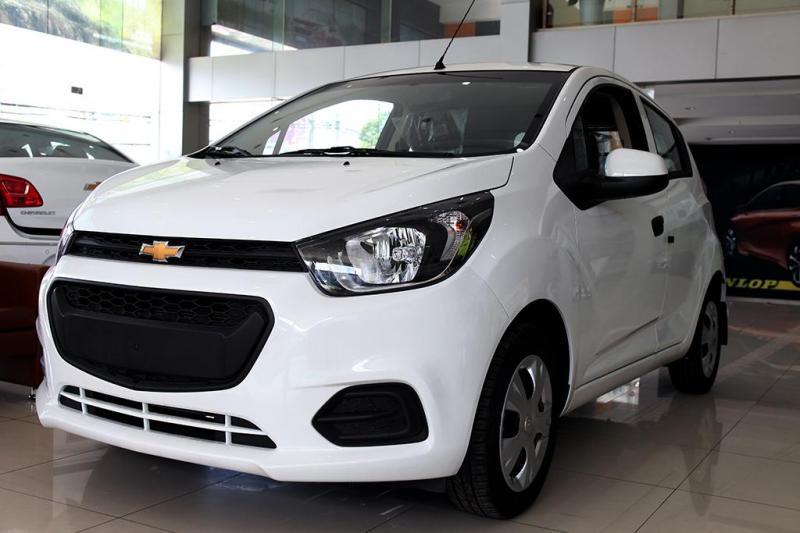 Chevrolet Spark 2018 Số sàn giảm 40.000.000 đồng