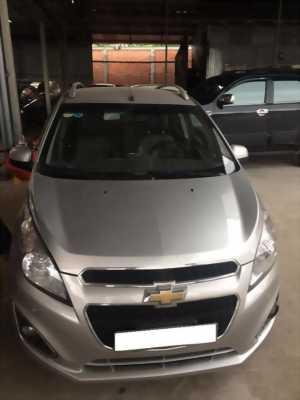 Bán xe Chevrolet Spark LTZ 2013 màu bạc số tự động BS TPHCM