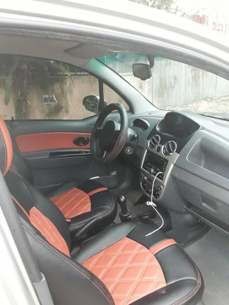 Bán rẻ xe Chevrolet Spark  Van , 2 chỗ , đời 2016 màu xám chì bóng