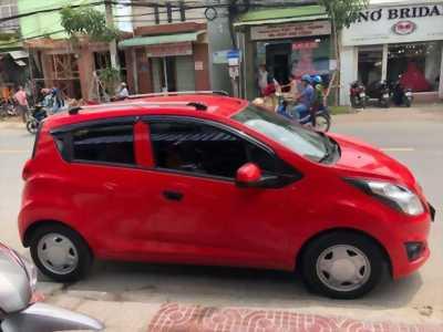 Cần bán gấp Chevrolet Spark 2016 màu đỏ.Xe số sàn