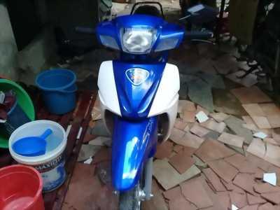 Xipo RGV 120 xanh trắng huyện phú giáo