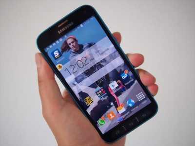 Galaxy S5 Sport mới 95% chống bụi tại trà cú