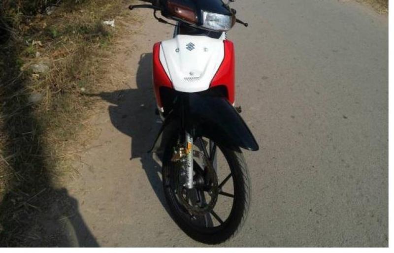 Bán con xe XIPO zin 120cc màu đỏ, biển thành phố, xe 6 số, maxx mạnh, tốc độ nhanhhhhh lắm nha