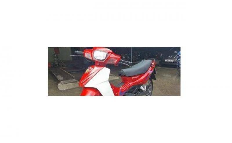Do hoàn cảnh nên mình muốn bán e SUZUKI XIPO 120cc 100% màu đỏ trắng với giá siêu rẻ